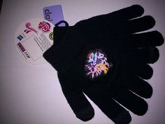 My Little Pony MLP Touch Screen Gloves BNWT ~ GIN ~ Free, Fast Shipping!
