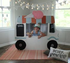 4-in-1 Food Truck by Bell Station Kids