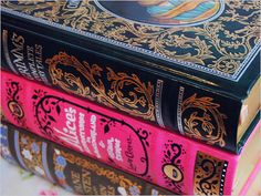 Barnes and Noble leather-bound classics mmmm