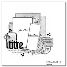 Sketch 175 Snoopie