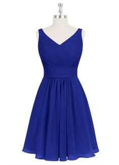 Shop Azazie Bridesmaid Dress - Grace in Chiffon. Find the perfect made-to-order bridesmaid dresses for your bridal party in your favorite color, style and fabric at Azazie.