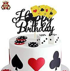 Cupcake Decorating Party, Cake Decorating Piping, Cake Decorating Supplies, Cake Decorating Techniques, Cupcake Party, Magic Birthday, Birthday Cakes For Men, Themed Birthday Cakes, Birthday Cake Toppers