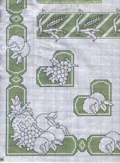 Gallery.ru / Фото #44 - 116 - Yra3raza Diy Embroidery, Cross Stitch Embroidery, Embroidery Patterns, Cross Stitch Designs, Cross Stitch Patterns, Cross Stitching, Blackwork, Quilt Blocks, Needlepoint