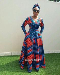African Print Dresses Nedim Osmanovic designs – African Fashion Dresses - African Styles for Ladies African Print Dresses, African Dresses For Women, African Attire, African Wear, African Fashion Dresses, African Women, African Style, African Prints, Ankara Fashion