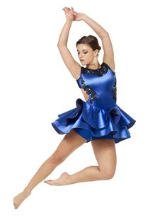 Supernova Dance Costume | Tenth House | Tenth House Elite Stagewear