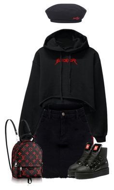 """""""#86"""" by the90svogue ❤ liked on Polyvore"""