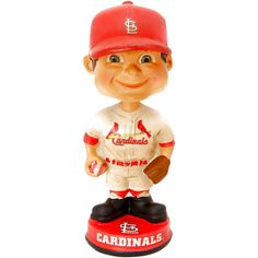 St. Louis Cardinals Vintage Player Bobblehead - $11.99