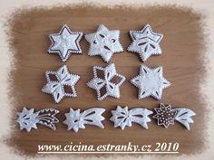 Moje malé tvoření - Fotoalbum - Perníčky - Perníčky vánoční Snowflakes, Gingerbread, Photograph Album, Snow Flakes, Ginger Beard