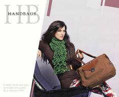 #HB Luce increíble con éste bolso #GORéTT colección #MINT modelo 1547-D Café Obscuro Temporada #OtoñoInvierno2013