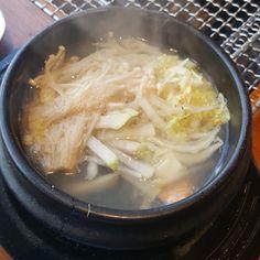 SinSun Seafood Soup