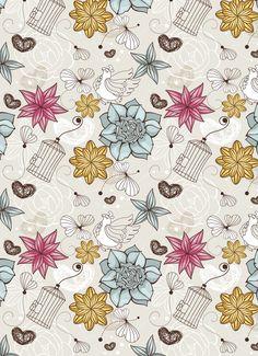 Backgrounds floral
