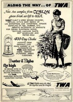 Trans World Airline's Air Freight – Along The Way... Of TWA (1953)