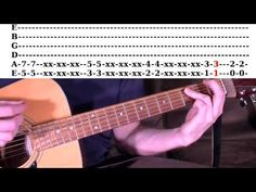 How to Read Guitar Tab Tabs Tablature for Beginners Lesson on Guitar Notation