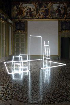Massimo Uberti // Linee di costruzione, Gall. Nilufar, Palazzo Durini, Milano