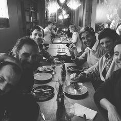 Dinner with the boys!!