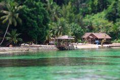Togian island (indonesia)