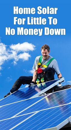 Thinking about going solar? A little-known government program called the Residential Renewable Energy Tax Credit helps homeowners reduce their utility payments by hundreds of dollars per year, before the tax credit expires on December 31, 2016!