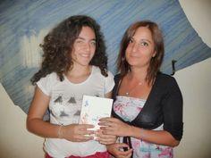 La giovane Viola Chieregato intervista la scrittrice Isa Voi