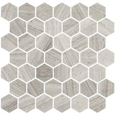 Product Hexagon Wooden White Polished Mosaic in category Wooden White Marble White Polish, White Marble, Mosaic Tiles, Natural Stones, Most Beautiful, Grade 3, Ontario, Toronto, Home Decor