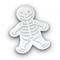 Free Shipping. Buy GINGERDEAD MEN Skeleton Cookie Cutters at Walmart.com