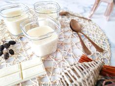 Crème dessert au chocolat blanc – vanille (Companion)