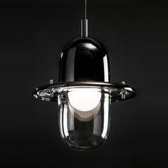 DEFORM and Lasvit Hat Pendant Lighting 14007