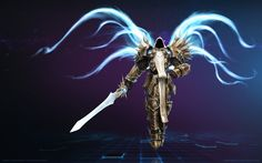 Heroes of the Storm Tyrael, Archangel of Justice by Mr--Jack on deviantART