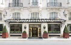 Cocktails an die Zimmertür: Le Bristol Paris bringt die Bar zum Gast Le Bristol Paris, Palace Hotel, Luxury Spa, France, Paris Hotels, Best Hotels, Cocktails, Rooftop, Swimming Pools