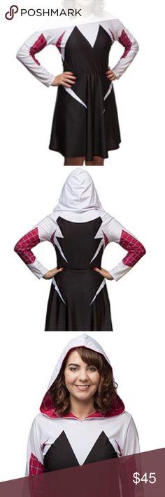 #cosplay #cosplaydressmarvel #dress #Dresses #Marvel #nwot #Size Cosplay Dress