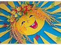 Делаем озорное солнышко | Ярмарка Мастеров - ручная работа, handmade