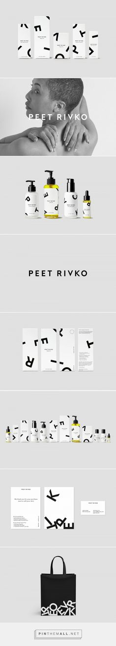 Peet Rivko Sensitive Skin Care Branding and Packaging by Gunter Piekarski | Fivestar Branding Agency – Design and Branding Agency & Curated Inspiration Gallery - created on 2017-04-28 16:19:23