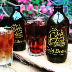 Celebrate cold, refreshing coffee with our new Cold Brew!