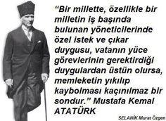 ✿ ❤ Atatürk Sözleri