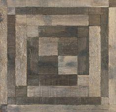 Reclaimed Wood Floors Made Modern : Remodelista