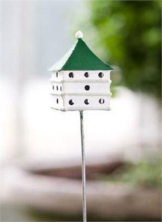 Miniature Traditional Martin House