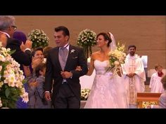 Mi Corazón es Tuyo - Capítulo 175 (Ana y Fernando se casan por la iglesia) - YouTube