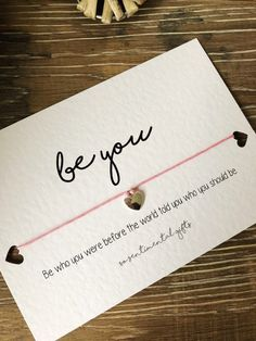 Positivity Cards - Be You Quotes and Gifts - Girls Charm Bracelets Charm Bracelets For Girls, Wish Bracelets, Ankle Bracelets, Silver Bracelets, Rakhi Cards, Bracelet Making, Jewelry Making, Cheer Up Gifts, Bff Gifts