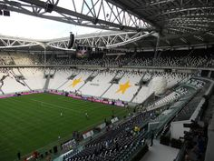 The brand new Juventus Stadium
