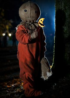 Love this creepy little guy! The movie is one of my Halloween favorites!