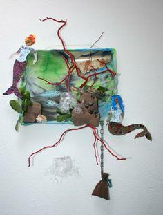 3-D Bild Bunt, Young Adults, Workshop