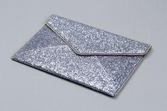The best under-$100 accessory gift ideas: Silver Envelope Glitter Clutch https://www.racked.com/a/gift-ideas-under-100/accessories&=silver-envelope-glitter-clutch?utm_medium=social&utm_source=pinterest