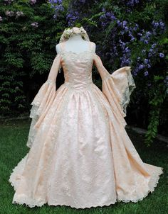 Medieval fairy | ... Deluxe Fairy Princess Medieval Renaissance Gown Custom on Etsy