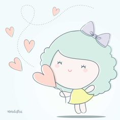 vamos espalhar amor, amor, corações, love, felicidade, marilustra, infantil