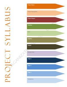 Project syllabus blank