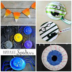 halloween kids crafts