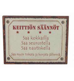 https://www.karkkainen.com/verkkokauppa/weiste-keittiön-säännöt--26x35-cm-metallitaulu
