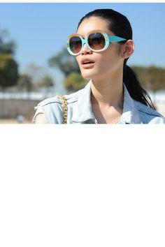 e5323026449 Paris Fashion Week 2011.. Model Ming Xi