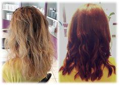 Mut zur Veränderung! Diese schöne glänzende Farbe wurde von Gaby aus dem Kirchberger Team gefärbt. #Typveränderung #Mut #KirchberganderPielach #Pielachtal #FriseurStippinger #brownhair #Blondie #Blond #September #gesund September, Long Hair Styles, Beauty, Courage To Change, Sparkle Paint, Hairdresser, Health, Nice Asses, Beleza