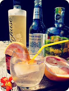 Friday Cocktail: The Sun and Tonic (PLUS our first VIDEO guide!)  Vinspire