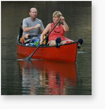 Galien River - New Buffalo   $50 for one or 2 person boat  Paddle the quiet waters of the Galien River. Encounter wildlife on a placid inland dune waterway in just a two hour journey. Includes parking,transportation to our Red Arrow Highway departure point, water bottles for your adventure and pick up from the New Buffalo beach.  Through outpost sports